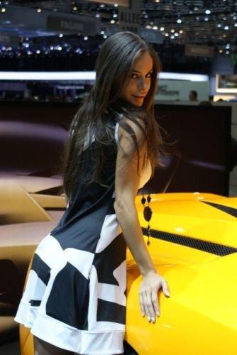 Las Edecanes Del Ginebra Autoshow Parte 2 Mi Auto Culiac 225 N